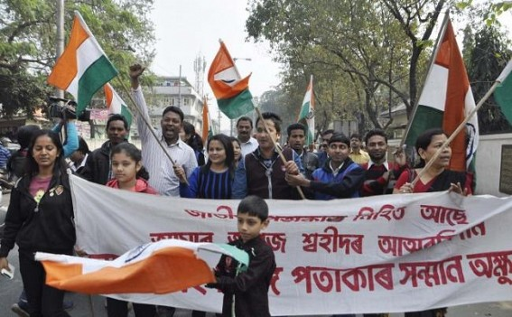 Let's pay homage to martyrs : NE India celebrates R-Day defying militant's threat