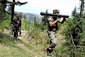 One army man received minor injury during cross-LoC operation