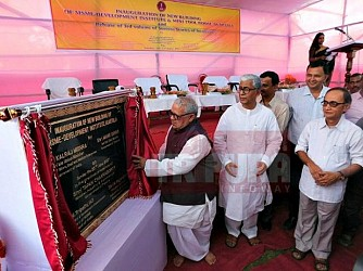 MSME -DI building inaugurated by Central Minister Kalraj Mishra. TIWN Pic June 25