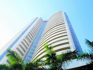 Equity indices trade in red, TCS top loser (Lea