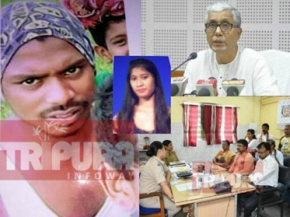 WAKE UP Home Minister Manik Sarkar !!! CPI-M's Lake Chowmuhani based mafia gang kidnapped 15 yrs old girl Susmita Debbarma 8 days back, authorities in slumber