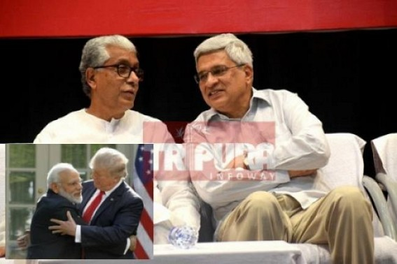 CPI-M Celebrates 100 yrs of Russian Revolution : China, Pakistan's friend Prakash Karat cries foul over Modi Govt led India-US Defence deal