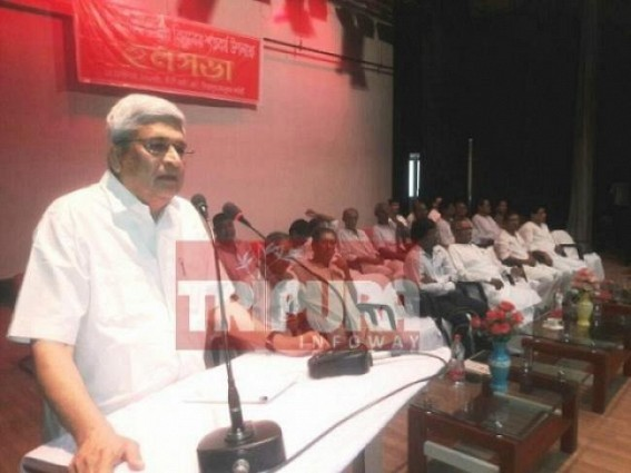 CPI-M celebrates Russian Revolution's 100 yrs at Udaipur