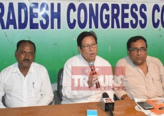 Congress to inspect Manik's Golden-Era & Modi's Acche-Din in Tripura's 60 constituencies
