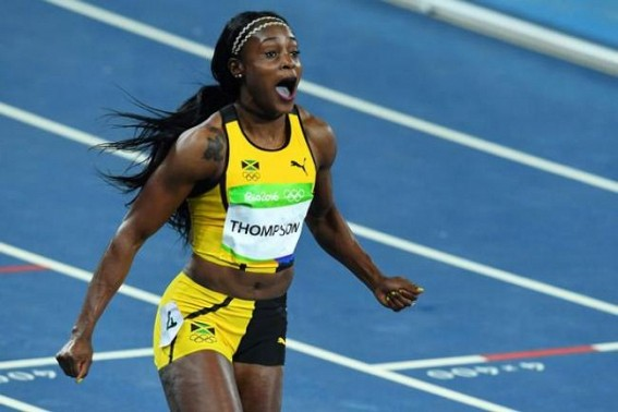 Jamaica sweep 100m sprint golds at Central American Game