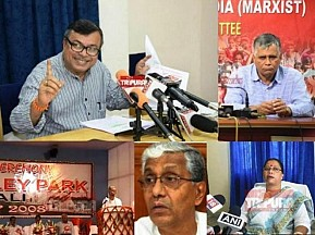 CPI-M Ministers, leaders arrest imminent if BJP wins election : 'BJP Govt to handover Tripura's Multicrore Chit Fund Cases to CBI', says Ratan Lal Nath