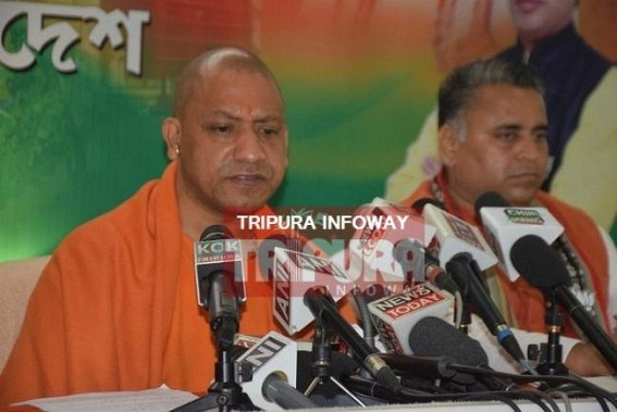'Rs. 370 crores sanctioned for Tajmahal' : Yogi says in Taj-Controversy